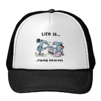 payin_interest trucker hat