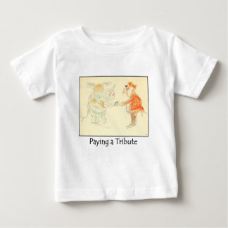 Paying a Tribute Infant T-shirt