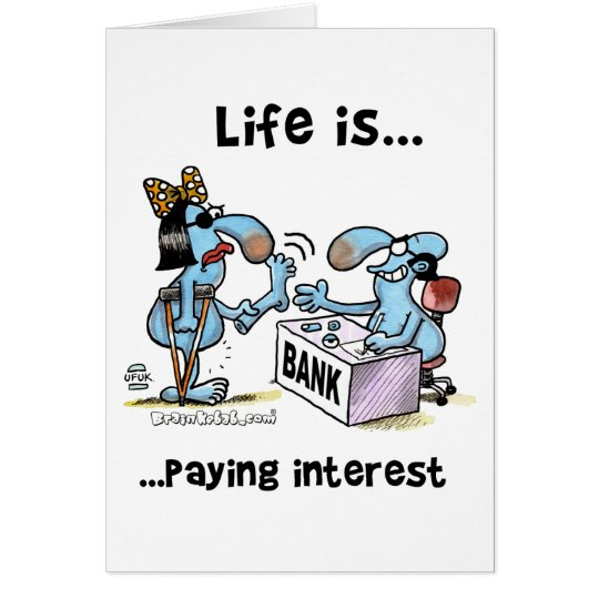 Paying Interest 2 Card