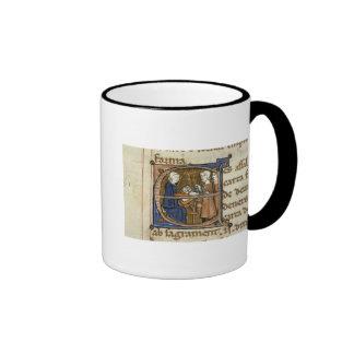 Paying taxes ringer mug