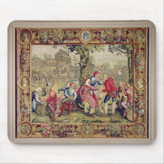 Paying the Harvesters, Gobelins Workshop Mouse Pad
