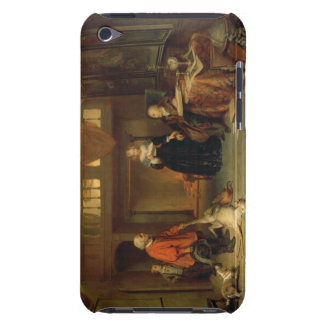 Paying the Tithe (oil on panel) iPod Touch Case-Mate Case