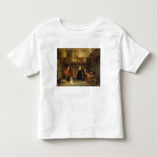 Paying the Tithe (oil on panel) Toddler T-shirt