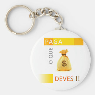 Payment what you must keychain