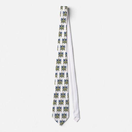 Payne Family Crest Tie