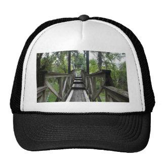 Payne s Creek Suspension Bridge Trucker Hat