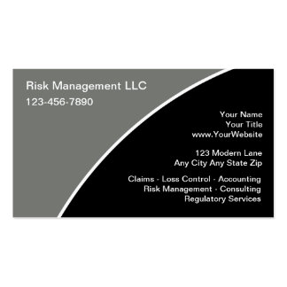 Payroll Service Business Cards