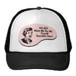 Payroll Specialist Voice Trucker Hat