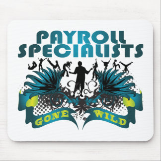 Payroll Specialists Gone Wild Mouse Mats