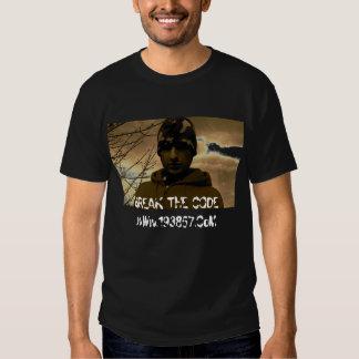 PayRollDetroit Billboard, BREAK THE CODEwWw.193... T-Shirt