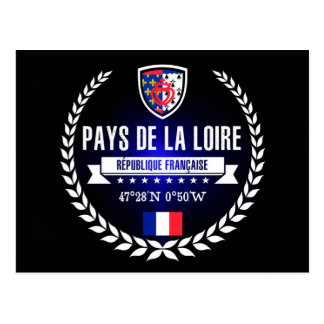Pays de la Loire Postcard