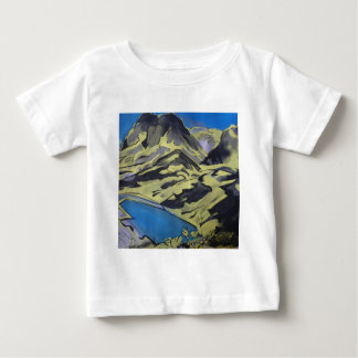 Paysage des Alpes 7 Baby T-Shirt