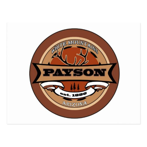 Payson, Arizona Postcard