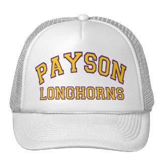 Payson Longhorns Trucker Hat