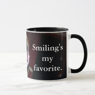 Payton lei 2, Smiling's my favorite. Mug