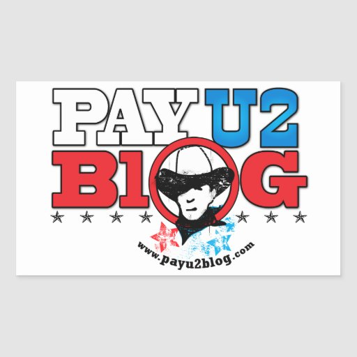 PayU2blog Stickers