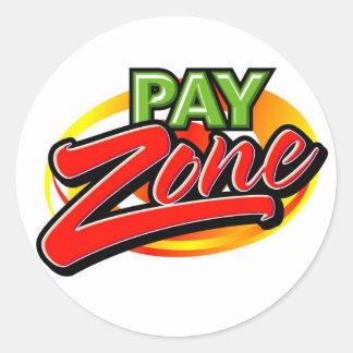 PayZone Sticker - Let em' know you have PayZone!