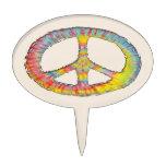 Paz 713 del teñido anudado figuras para tartas