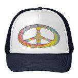 Paz 713 del teñido anudado gorro