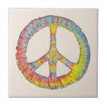 Paz 713 del teñido anudado tejas  ceramicas