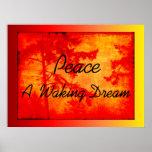Paz A que despierta sueño Impresiones