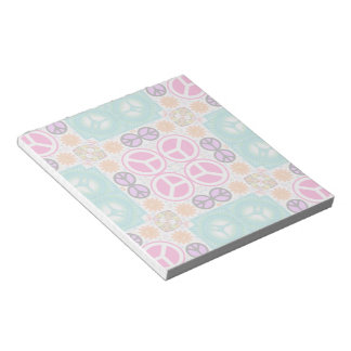 Paz abstracta blocs de papel