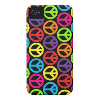 Paz adaptable del estallido iPhone 4 carcasas