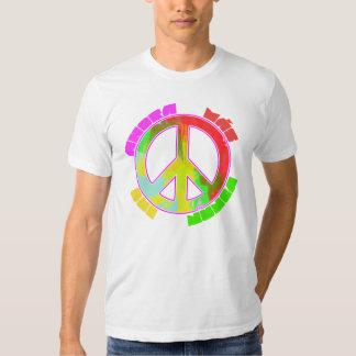 Paz, Ahora Más Que Nunca Camisas