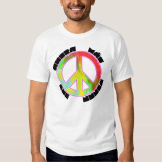 Paz, Ahora Más Que Nunca Poleras