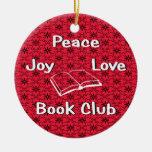 paz, alegría, amor, ornamento del círculo de ornamente de reyes