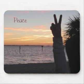 Paz Alfombrilla De Ratón