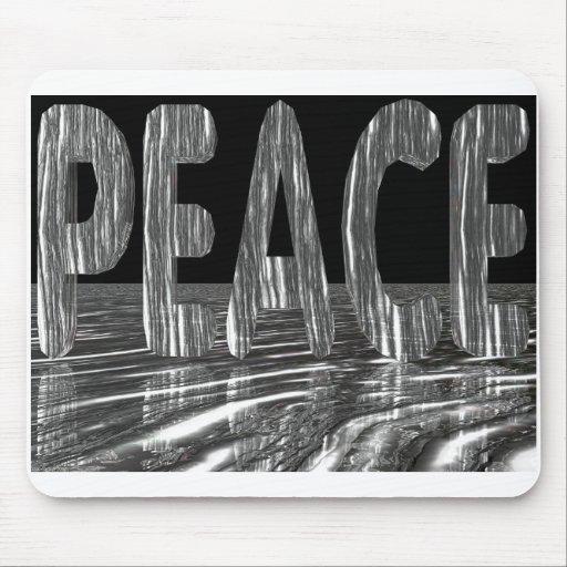 Paz Alfombrillas De Raton