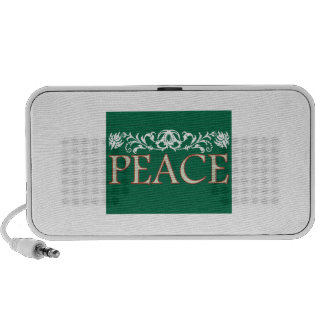 Paz Notebook Altavoz