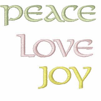 Paz, amor, alegría