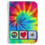 Paz, amor, arañas