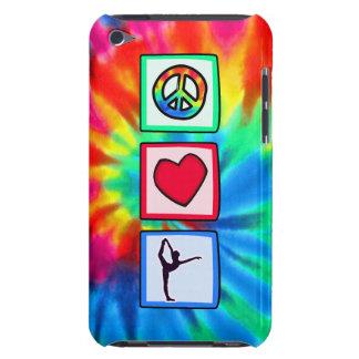 Paz, amor, ballet Case-Mate iPod touch cárcasa