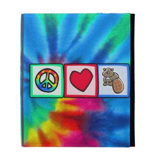 Paz, amor, castores