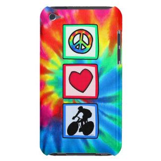Paz, amor, completando un ciclo iPod Case-Mate carcasa