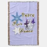 Paz, amor, danza