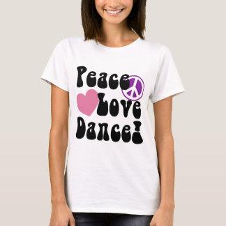 Paz, amor, danza playera