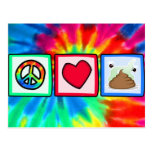 Paz, amor, impulso postal