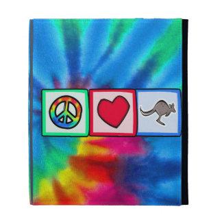 Paz, amor, KangaROOS