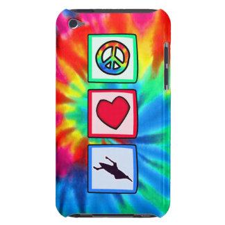 Paz, amor, Kayaking iPod Touch Cárcasas