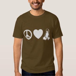 Paz, amor, Linux Playera
