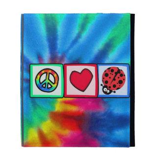 Paz, amor, mariquitas