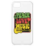 Paz-Amor-Música de Rasta