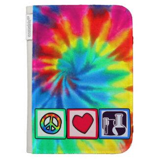Paz, amor, química
