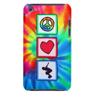 Paz, amor, Rollerblading iPod Touch Case-Mate Protector