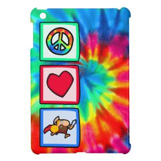 Paz, amor, Trojan iPad Mini Cobertura
