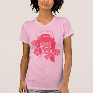 """Paz, amor y Bubblegum de """"Shokio"""" Camiseta"""